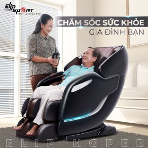 ghế massage Elip Hoper