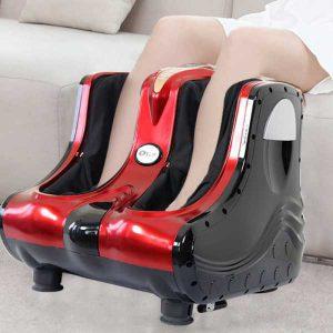 máy massage chân elip platinum