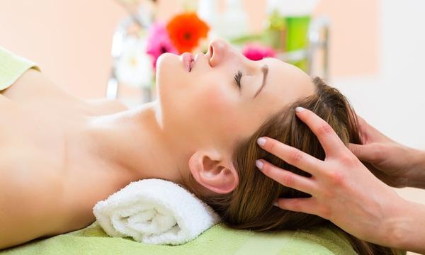 cách massage để giảm đau đầu