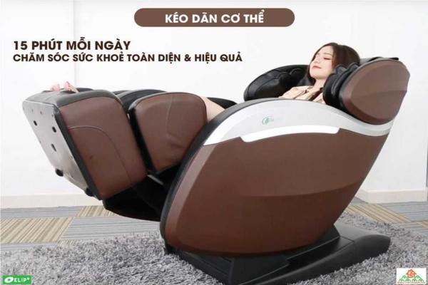 ghế massage nào tốt nhất